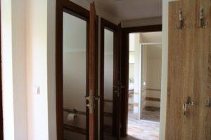 Toalety a koupelna v Chaloupce