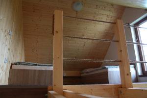 Pokoj ve 2. patře v Chaloupce
